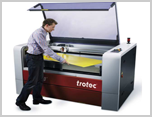 Speed up your process by SPEEDY Laser Cutting